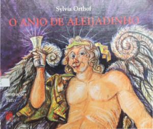 O anjo de Aleijadinho