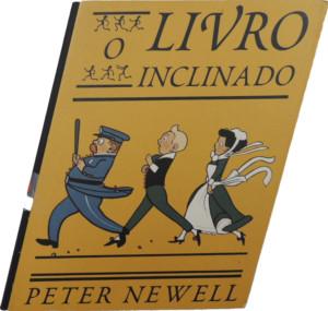 O livro inclinado