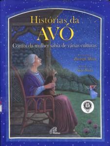 Histórias da Avó: contos da mulher sábia de várias culturas